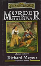Murder In Halruaa by Richard Meyers