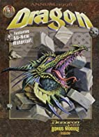 Dragon Magazine Annual 3 by Dave Gross