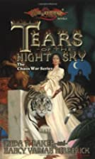 Tears of the Night Sky (Dragonlance Chaos…