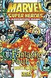 TSR, Inc.: The Fantastic Four Roster Book (Marvel Super Heroes)