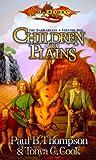 Thompson, Paul B.: Children of the Plains (Dragonlance Barbarians, Vol. 1)