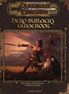 Hero Builder's Guidebook (Dungeons &…