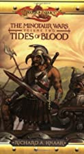 Tides of Blood by Richard A. Knaak