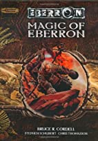 Magic of Eberron (Eberron: Accessories) by…