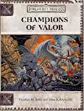 Reid, Thomas M.: Champions of Valor (Dungeon & Dragons d20 3.5 Fantasy Roleplaying, Forgotten Realms Setting)