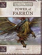 Power of Faerûn by Ed Greenwood