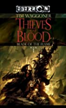 The Thieves of Blood by Tim Waggoner