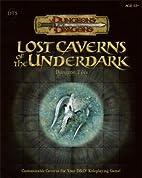 Lost Caverns of the Underdark: Dungeon Tiles…