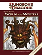 Wizards Presents: Worlds and Monsters (D&D…