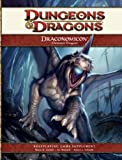 Cordell, Bruce: Draconomicon: Chromatic Dragons (D&D Rules Expansion)
