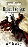 Byers, Richard Lee: Unholy: Haunted Lands, Book III (The Haunted Lands)