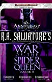 Smedman, Lisa: R.A. Salvatore's War of the Spider Queen, Volume II: Extinction, Annihilation, Resurrection (Dungeons & Dragons: Forgotten Realms)