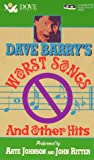 Barry, Dave: Dave Barry's Worst Songs Other Hits