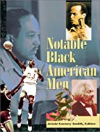 Notable Black American Men: Book I by Jessie…