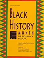 Black History Month Resource Book by Mary…