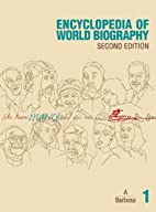 Encyclopedia of World Biography: 1999…