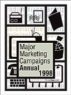 Major Marketing Campaigns Annual 1999 (Major…