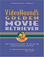 Videohound's Golden Movie Retriever 2008 by…