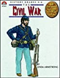 Armstrong, Linda: Civil War - Book and PowerPoint CD