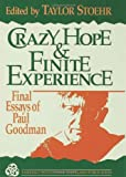 Stoehr, Taylor: Crazy Hope and Finite Experience (Jossey Bass Social and Behavioral Science Series)