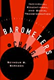 Sarason, Seymour B.: Barometers of Change: Individual, Educational, and Social Transformation