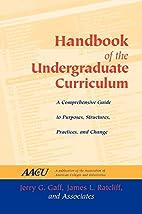 Handbook of the Undergraduate Curriculum: A…