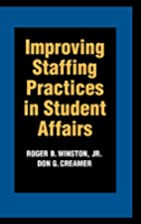 Improving Staffing Practices in Student…