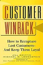 Customer Winback: How to Recapture Lost…