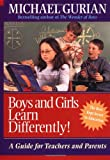Carter, Philip: Boys and Girls Learn Differently!: A Guide for Teachers and Parents