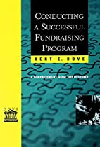 Conducting a Successful Fundraising Program:…