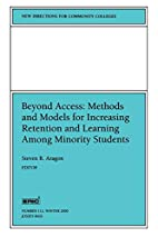 Beyond Access: Methods and Models for…