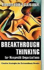 Breakthrough Thinking for Nonprofit…