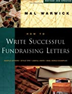 How to Write Successful Fundraising Letters…