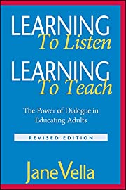 Learning to Listen, Learning to Teach: The…