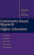 Community-Based Research and Higher…