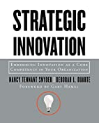 Strategic Innovation: Embedding Innovation…
