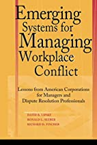 Emerging Systems for Managing Workplace…