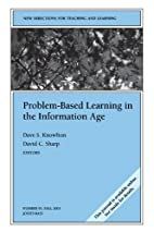 Problem-Based Learning in the Information…