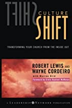 Culture Shift: Transforming Your Church from…