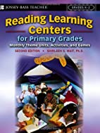Reading Learning Centers for Primary Grades:…