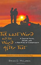The Last Word and the Word after That: A…