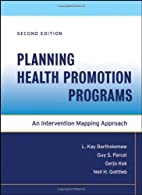Planning Health Promotion Programs: An…