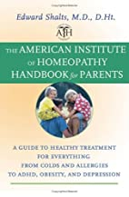 The American Institute of Homeopathy…