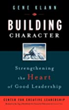 Building Character: Strengthening the Heart…