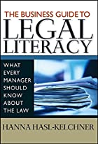 The Business Guide to Legal Literacy: What…