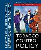 Tobacco control policy by Kenneth E. Warner