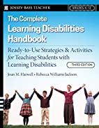 The Complete Learning Disabilities Handbook:…