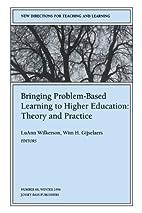 Bringing problem-based learning to higher…