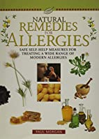 Natural Remedies For Allergies by Paul…