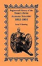 Regimental History of the 35th Alabama…